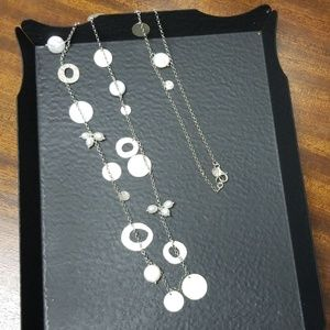 Silpada Pearl of a Girl Necklace